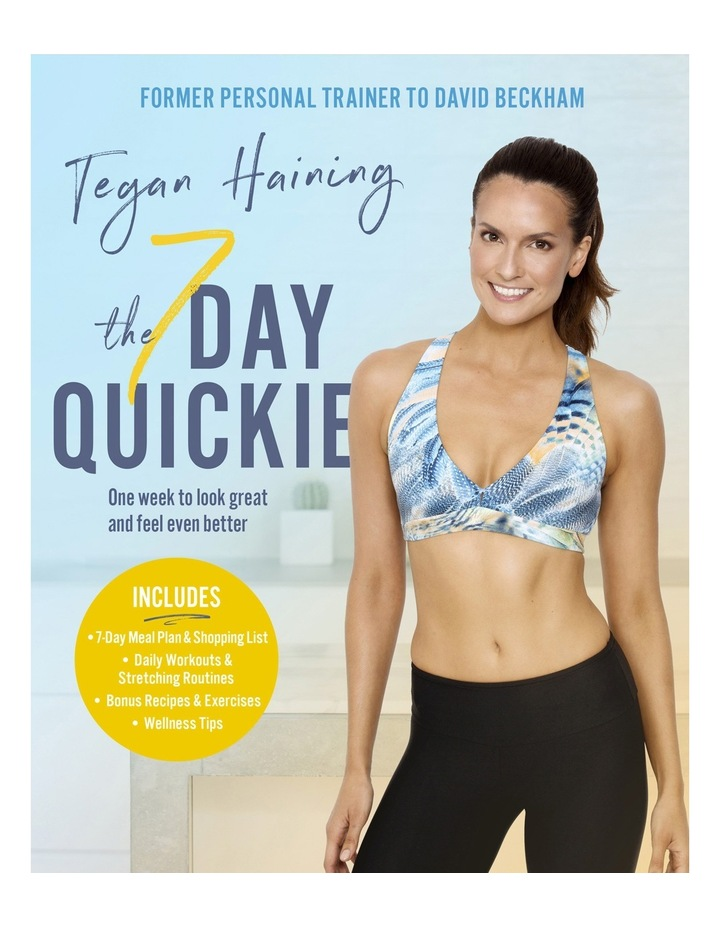 The 7 Day Quickie By Tegan Haining (Paperback) image 1