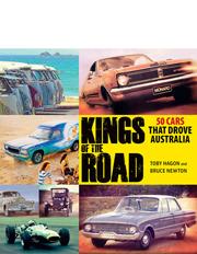 - Kings Of The Road By Toby Hagon (hardback)