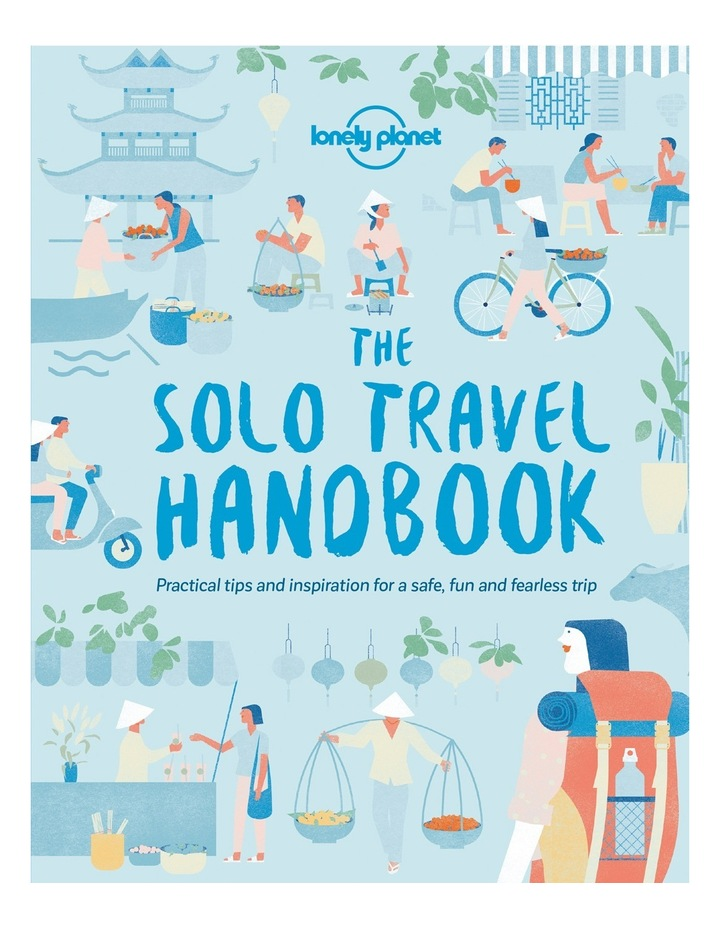 The Solo Travel Handbook image 1