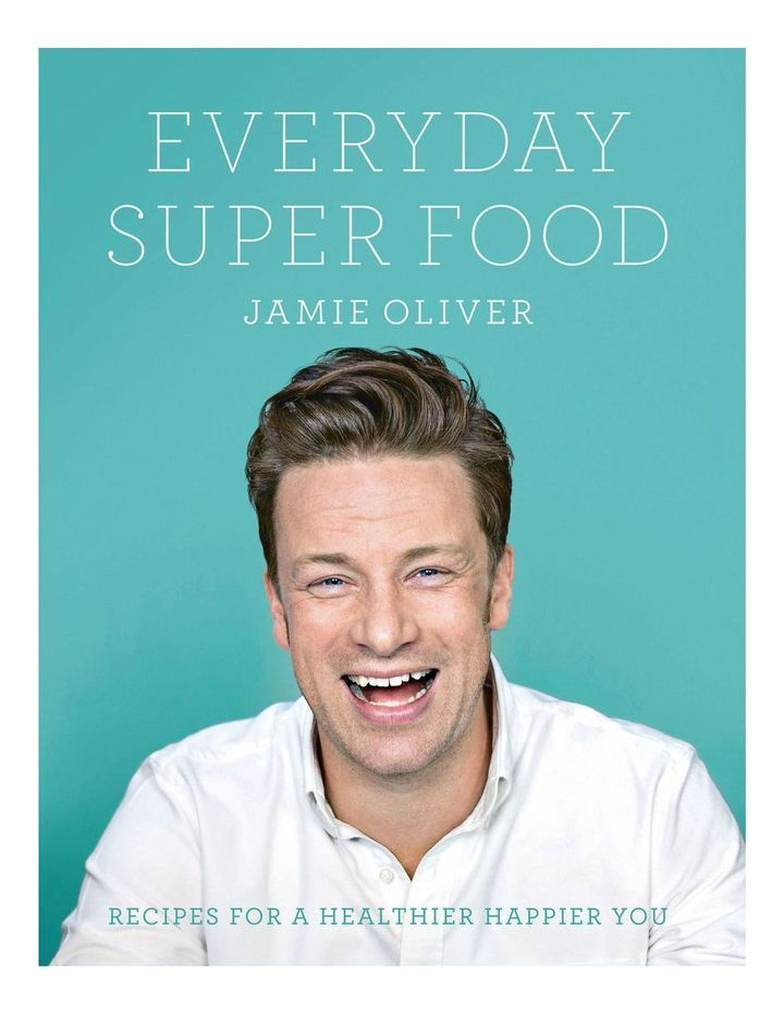 Everyday Super Food by Jamie Oliver (hardback) image 1