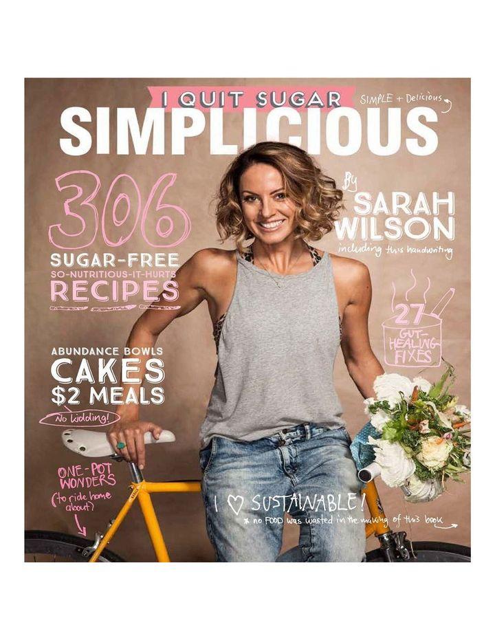 I Quit Sugar: Simplicious by Sarah Wilson (paperback) image 1