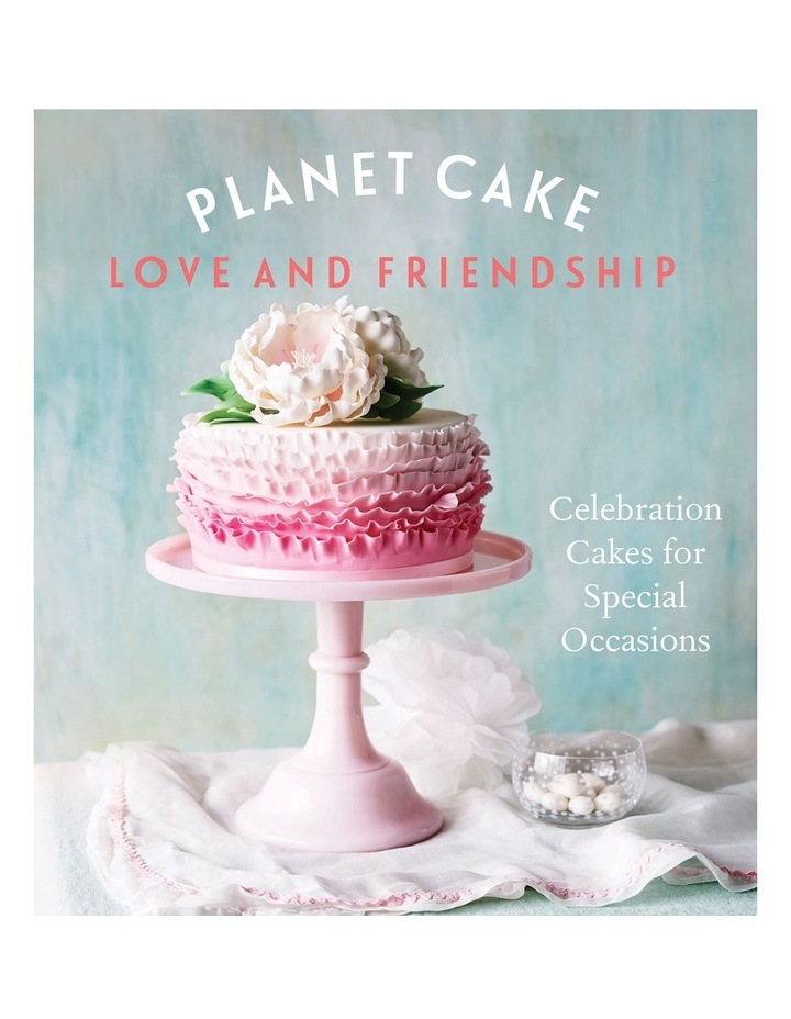 Planet Cake Love And Friendship (Paperback) image 1