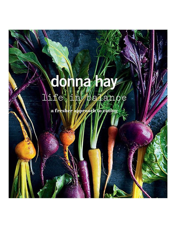 Life in Balance by Donna Hay (paperback) image 1
