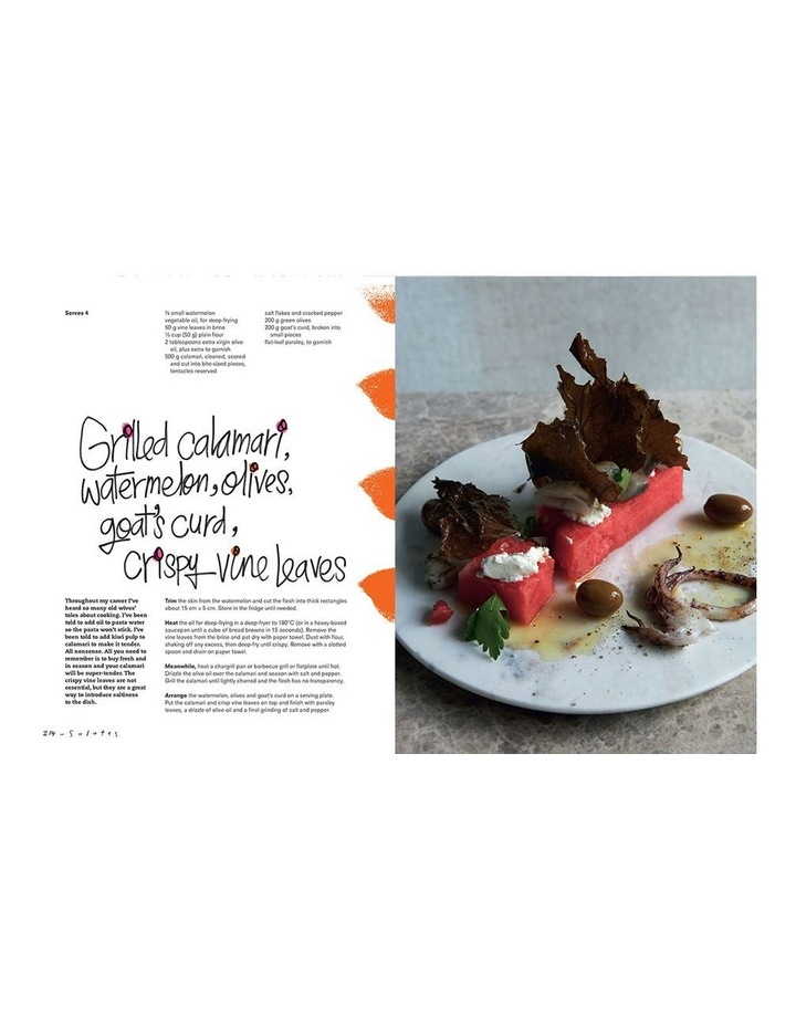 Greek by George Calombaris (hardback) image 3
