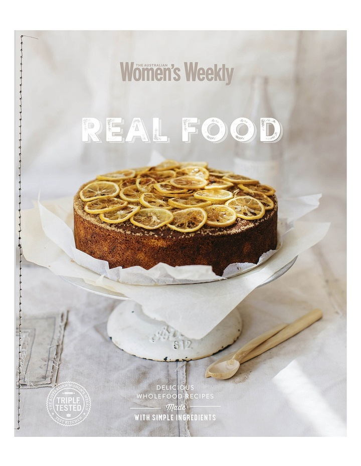 Real Food by The Australian Women's Weekly (hardback) image 1