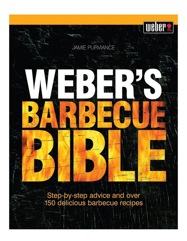 Weber's Barbecue Bible image 1