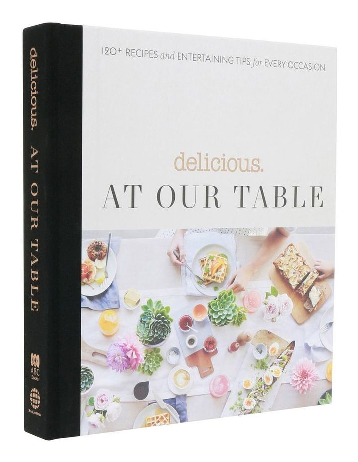 At Our Table by delicious magazine (hardback) image 2