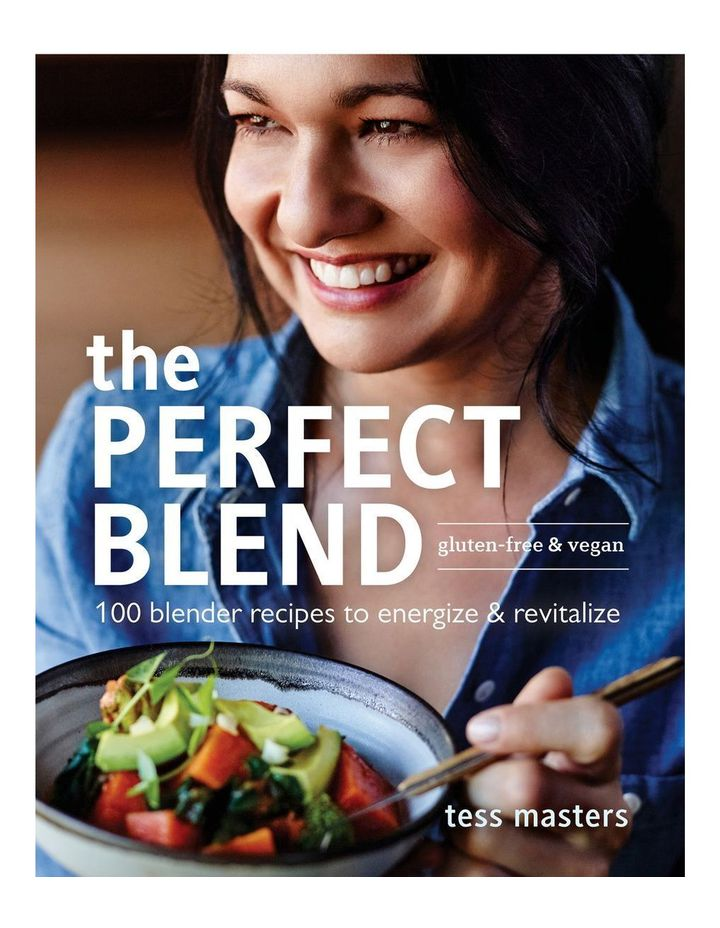 The Perfect Blend by Tess Masters (paperback) image 1