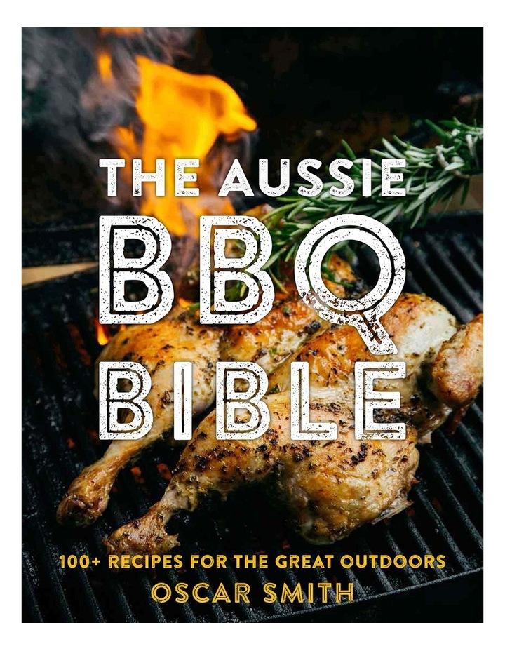 Aussie BBQ Bible by Oscar Smith (paperback) image 1