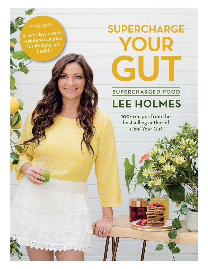 Supercharge Your Gut image 1