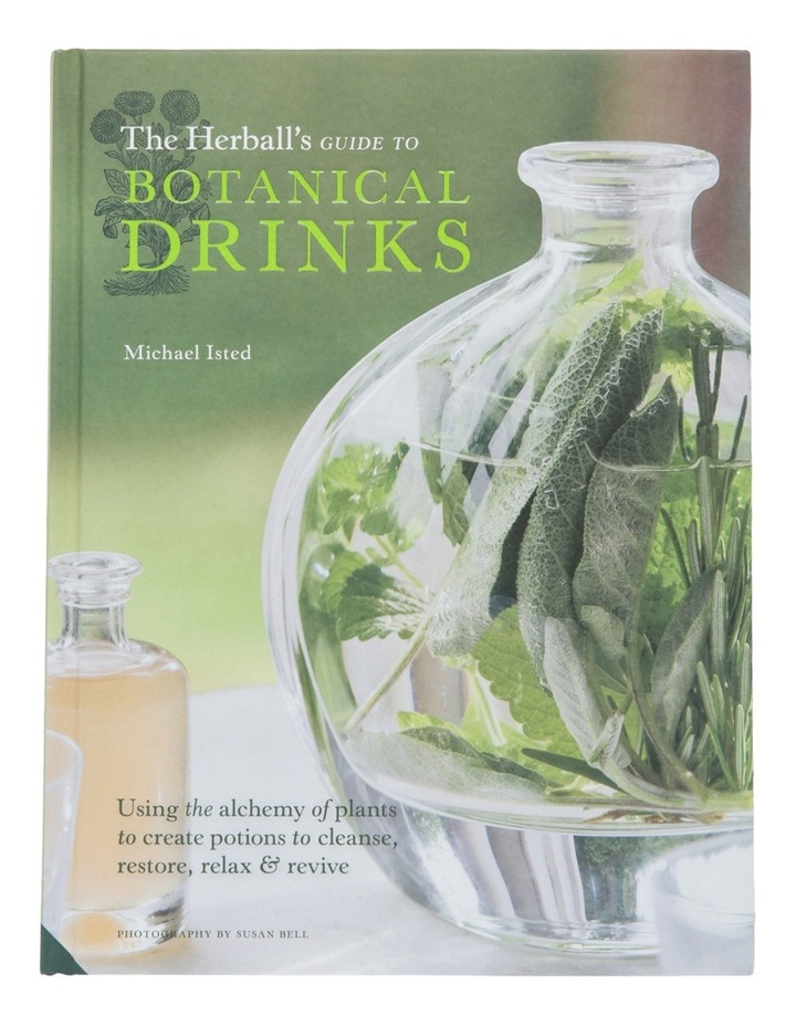 The Herball's Guide to Botanical Drinks by Michael Isted (Hardback) image 1