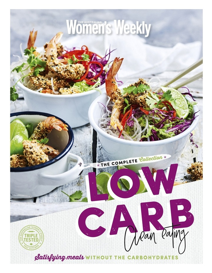 Low Carb Clean Eating The Complete Collection image 1