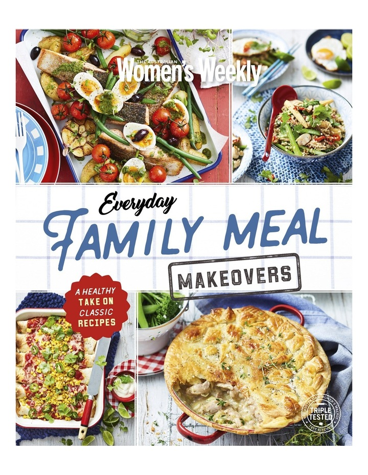 Everyday Family Meal Makeovers By AWW (Paperback) image 1