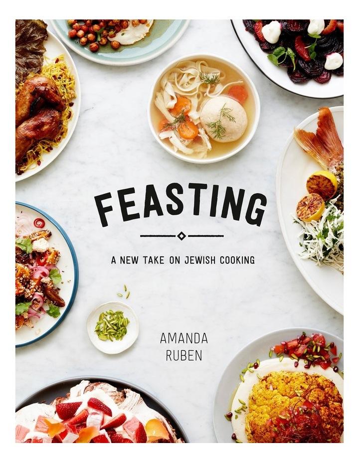 Feasting by Amanda Ruben (Hardback) image 1