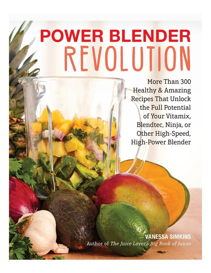 Power Blender Revolution by Vanessa Simkins (paperback) image 1