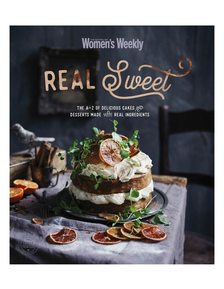 Real Sweet by AWW (Hardback) image 1