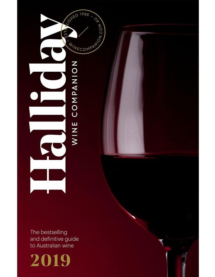 Halliday Wine Companion 2019 image 1
