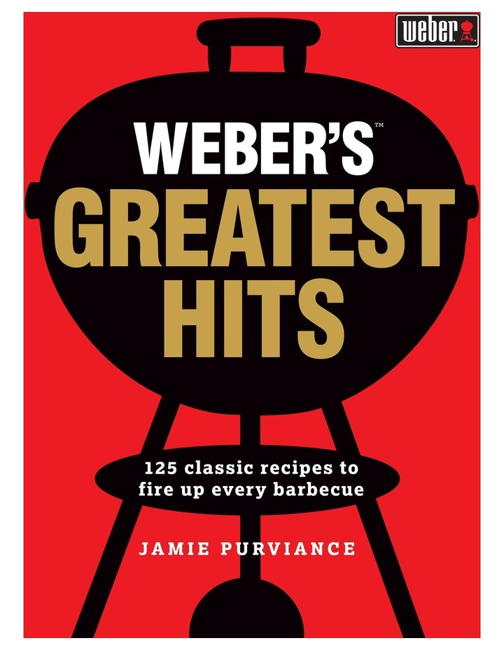 Weber'S Greatest Hits By Jamie Purviance (Paperback) image 1
