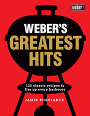 Weber's Greatest Hits by Jamie Purviance (paperback)