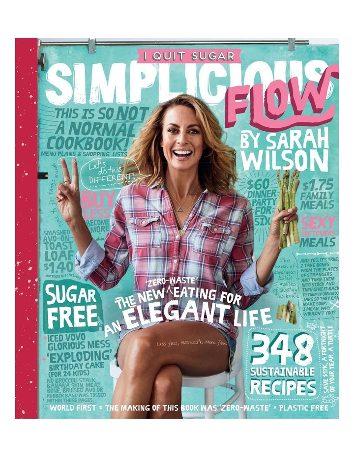 I Quit Sugar: Simplicious Flow image 1