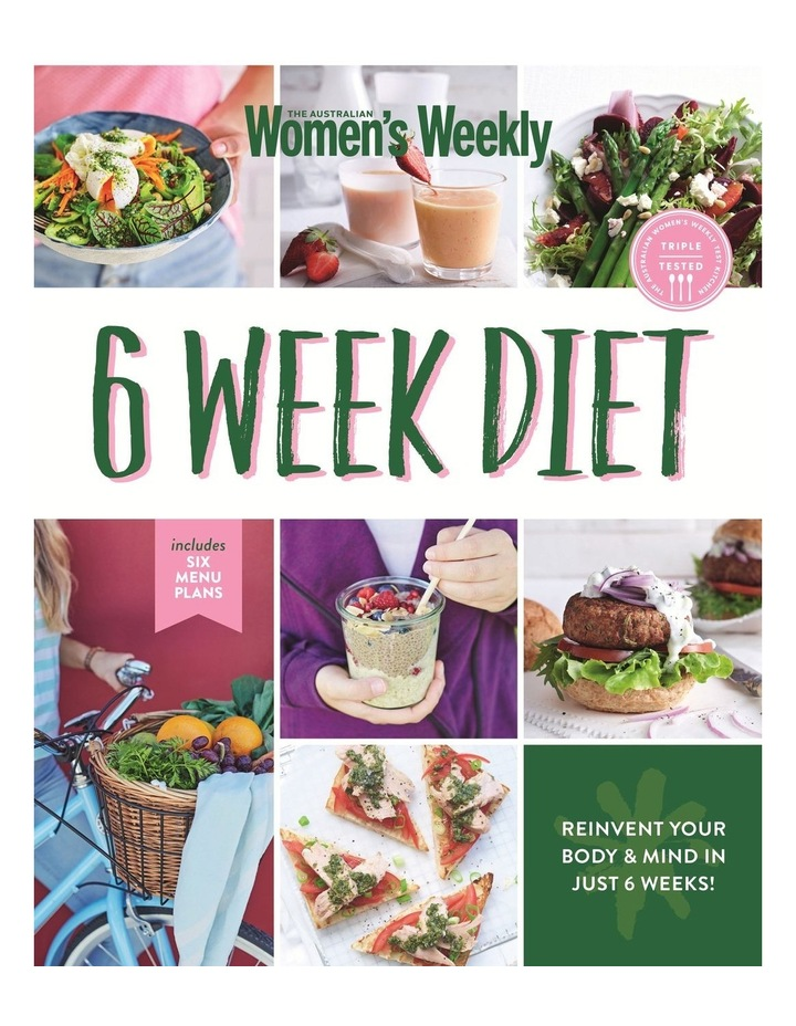 6 Week Diet image 1
