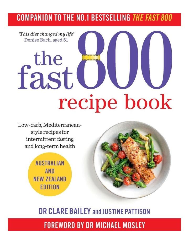 The Fast 800 Recipe Book image 1