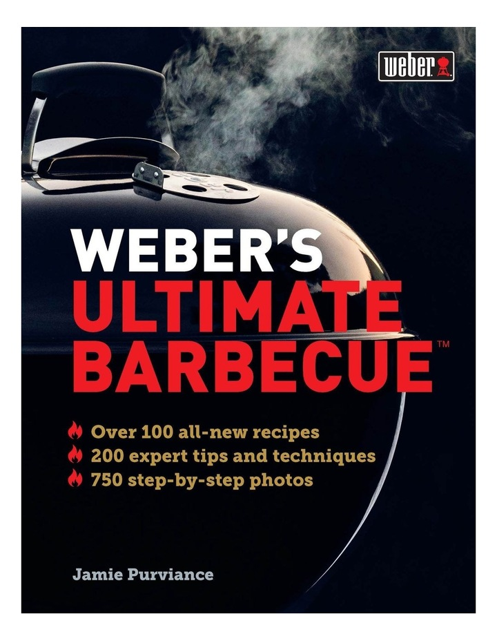 Weber's Ultimate Barbecue image 1