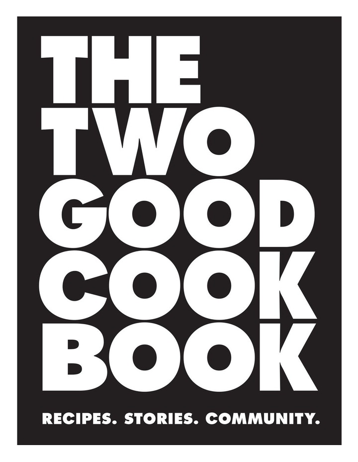 Two Good Cook Book image 1