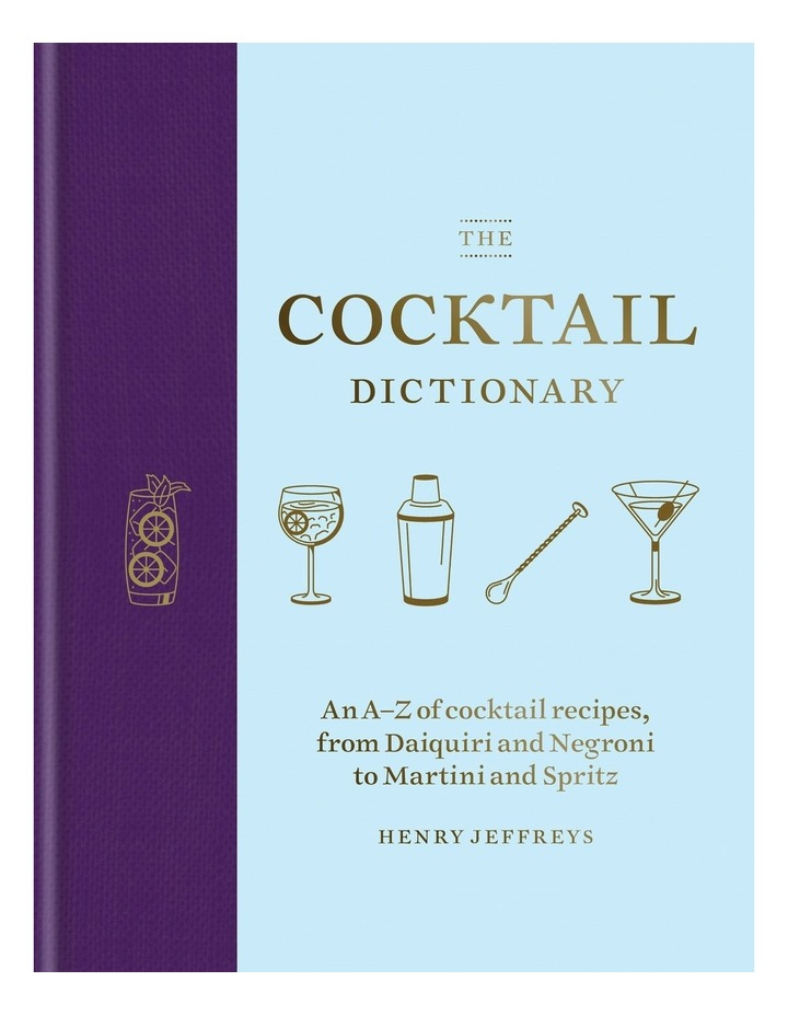 The Cocktail Dictionary image 1