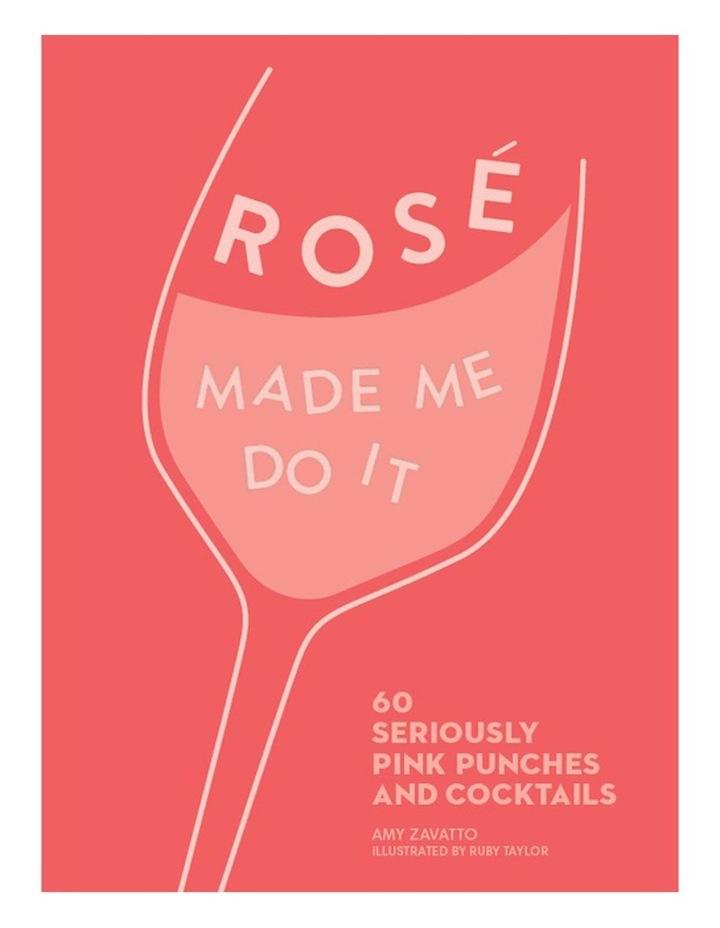 Rose Made Me Do It (Paperback) image 1