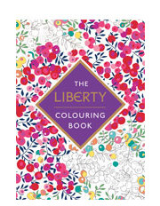 The Liberty Colouring Book (paperback)