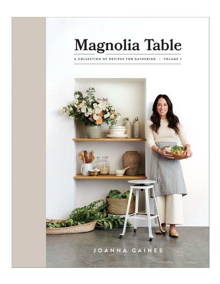 Magnolia Table 2 (Hardback) image 1