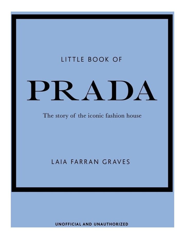 Little Book Of Prada (Hardback) image 1