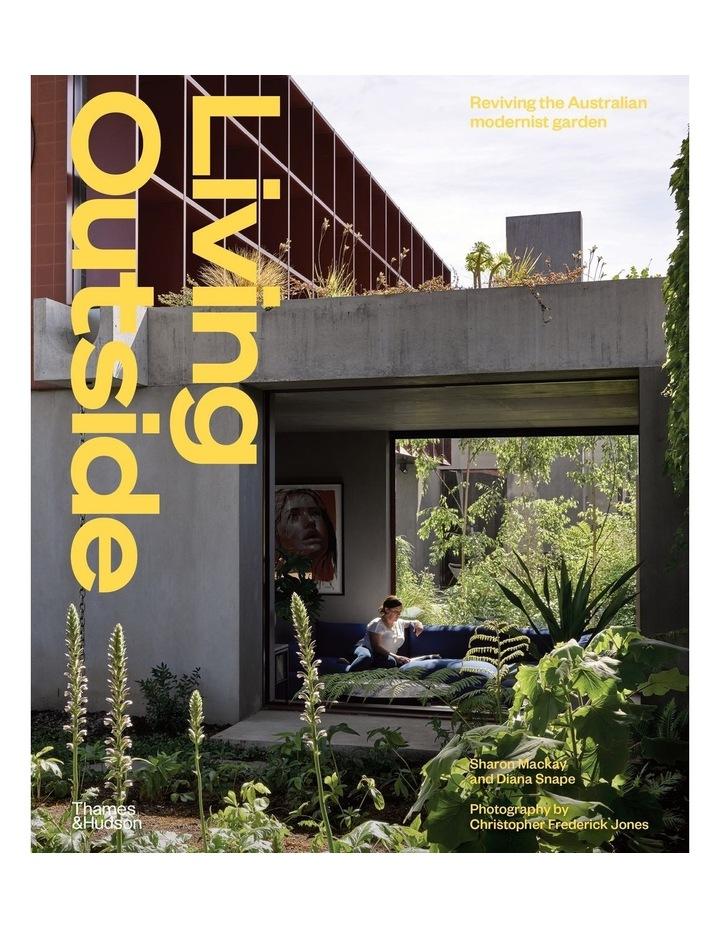 Living Outside (Hardback) image 1
