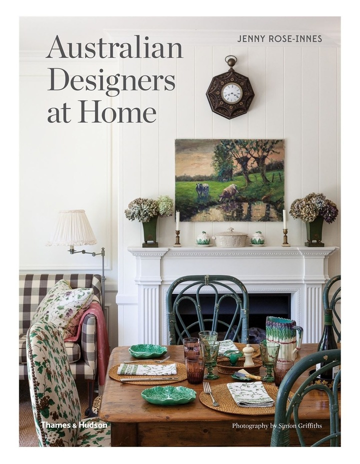 Australian Designers At Home (Hardback) image 1