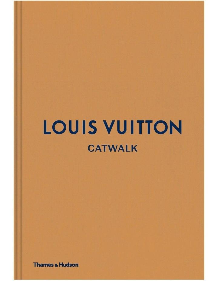 Louis Vuitton: Catwalk (Hardback) image 1