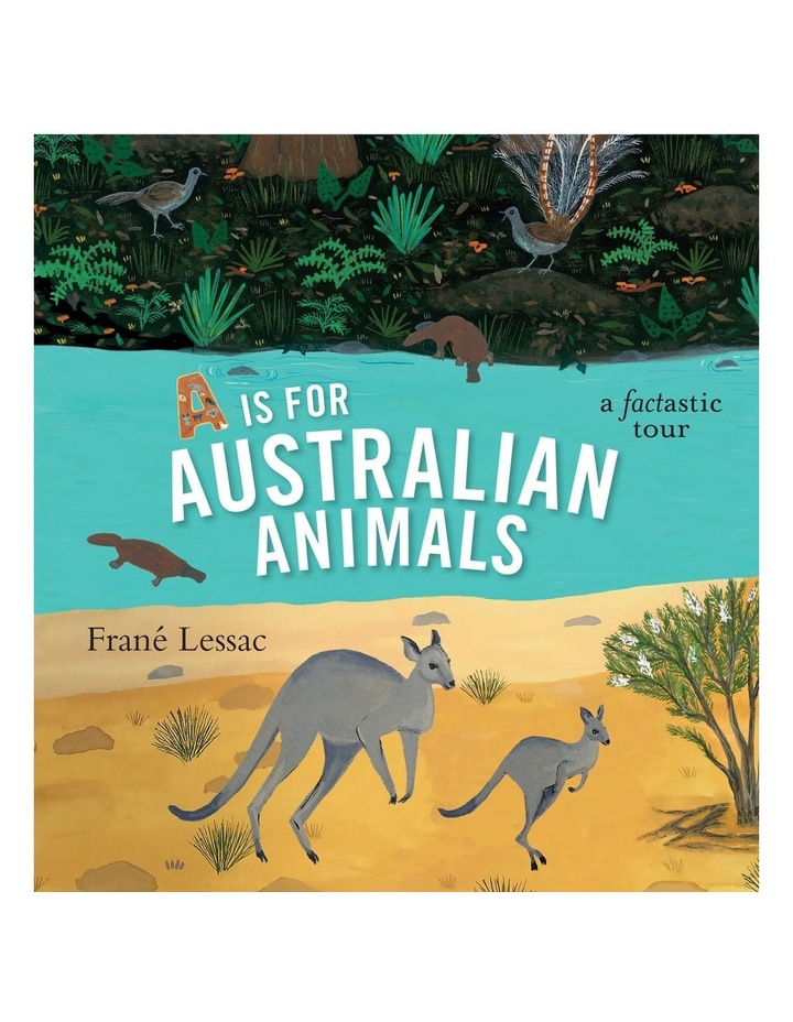 A Is for Australian Animals image 1