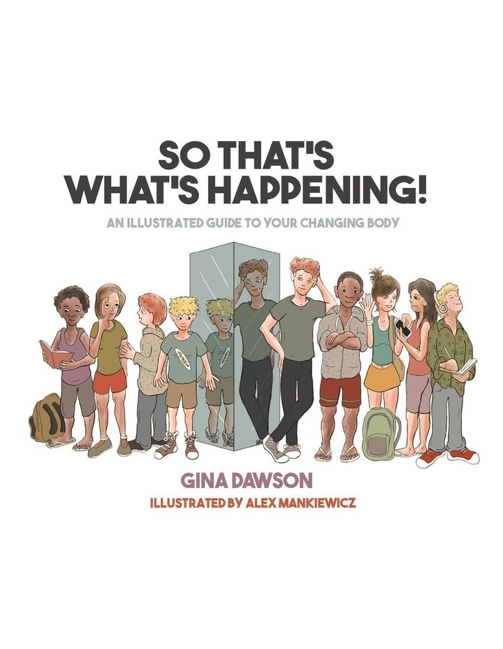 So That's What's Happening ! By Gina Dawson image 1