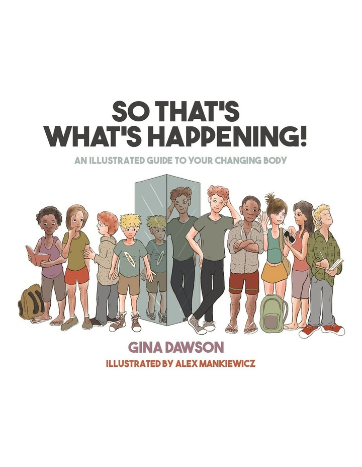 So That's What's Happening ! By Gina Dawson image 2