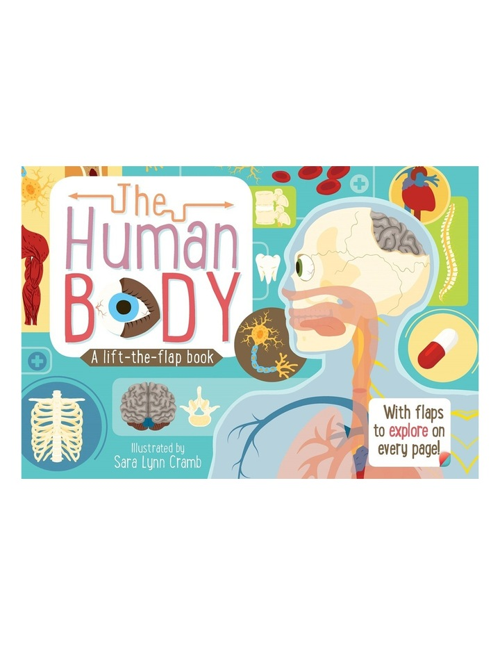 The Human Body Lift The Flap (Board Book) image 1