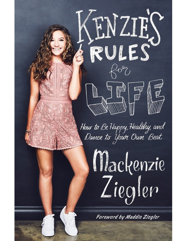 Kenzie's Rules for Life: How to be Happy, Healthy, and Dance to Your Own Beat image 1