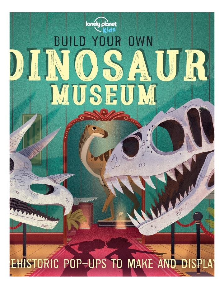 Build Your Own Dinosaur Museum image 1