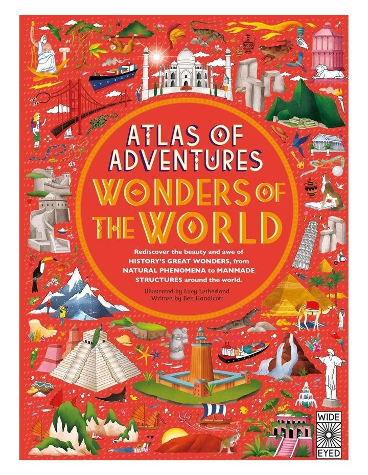 Atlas of Adventures: World Wonders image 1