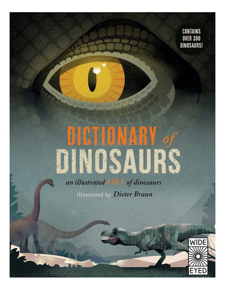Dictionary of Dinosaurs image 1