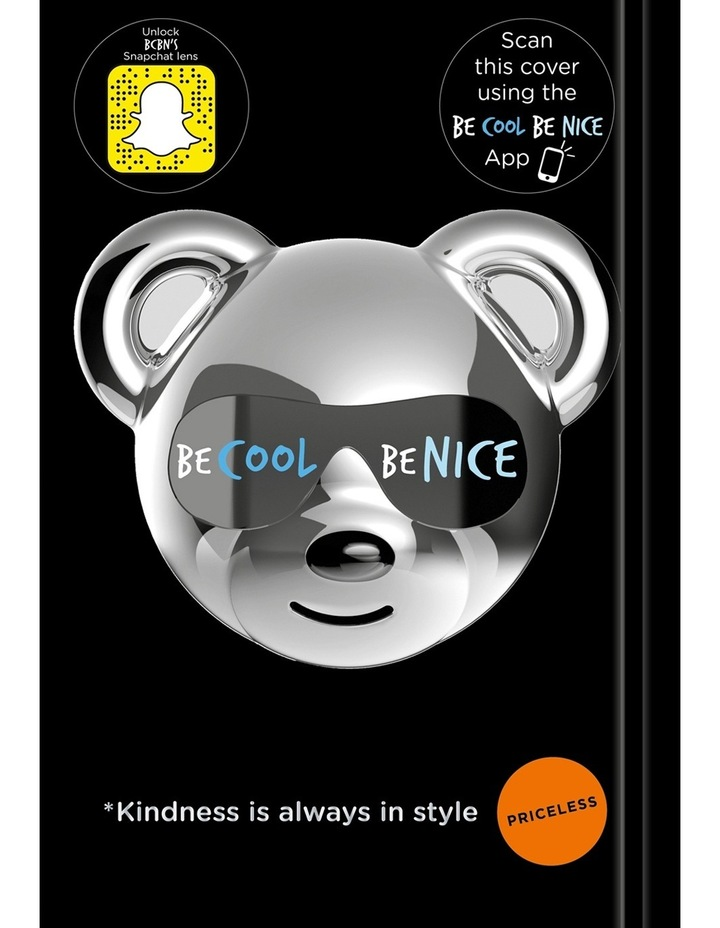 Be Cool Be Nice! By The Be Cool Be Nice Movement (Hardback) image 1