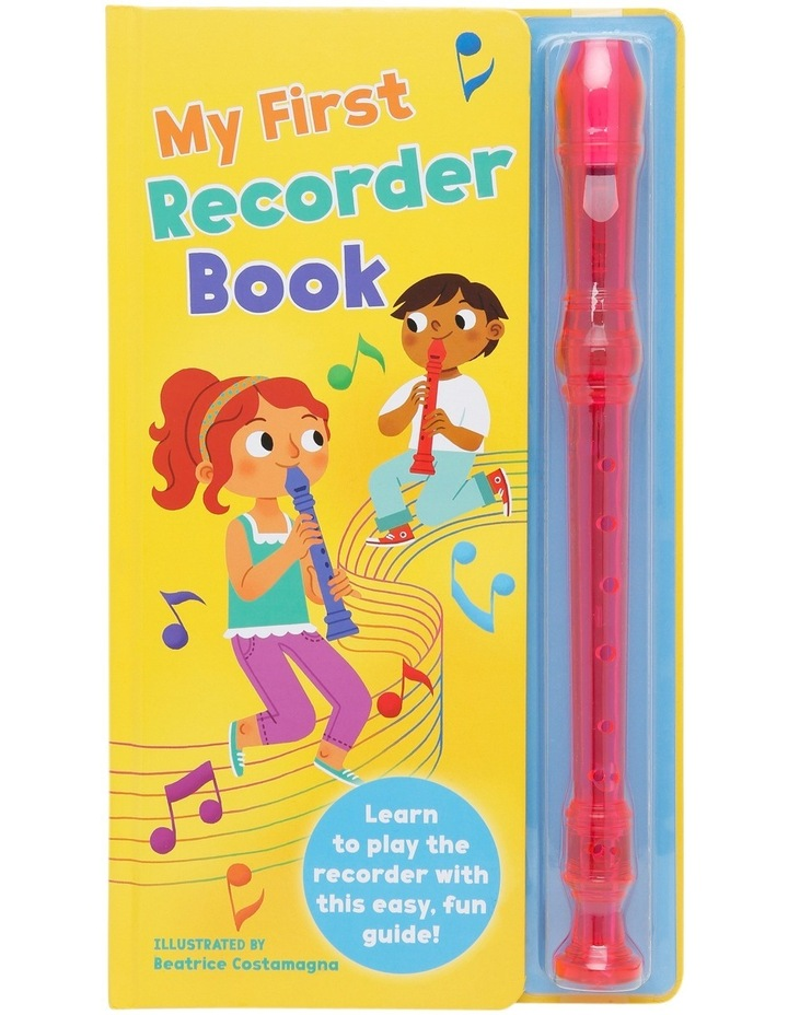 My First Recorder Book Costamagna image 1