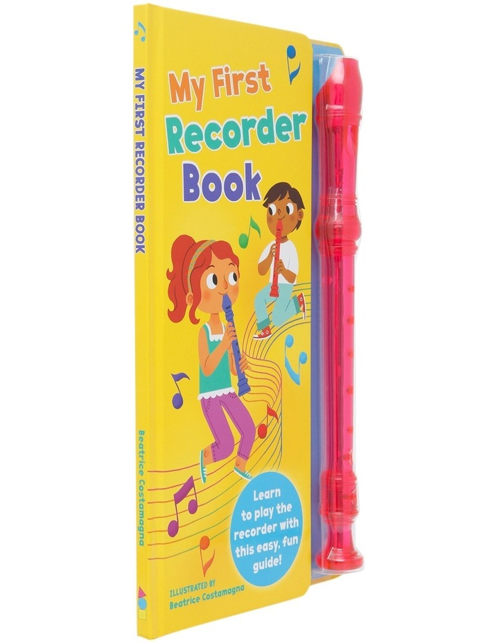 My First Recorder Book Costamagna image 2
