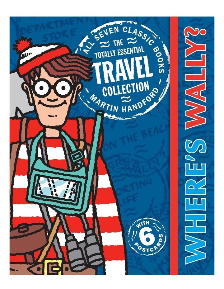 Where's Wally? The Totally Essential Travel Collection image 1