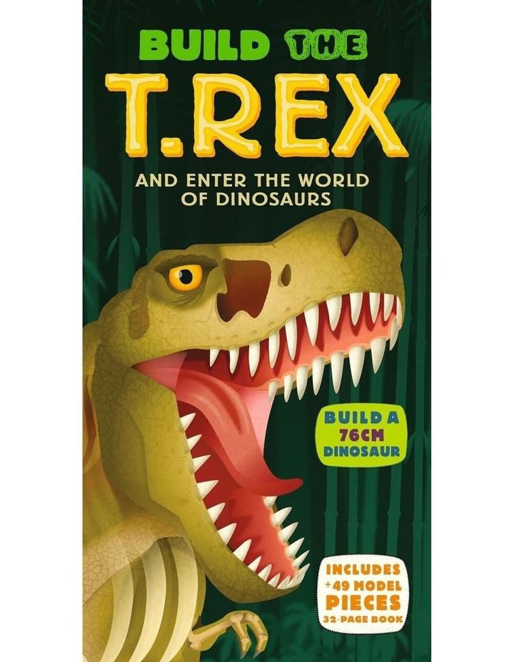 Build the T. Rex image 1