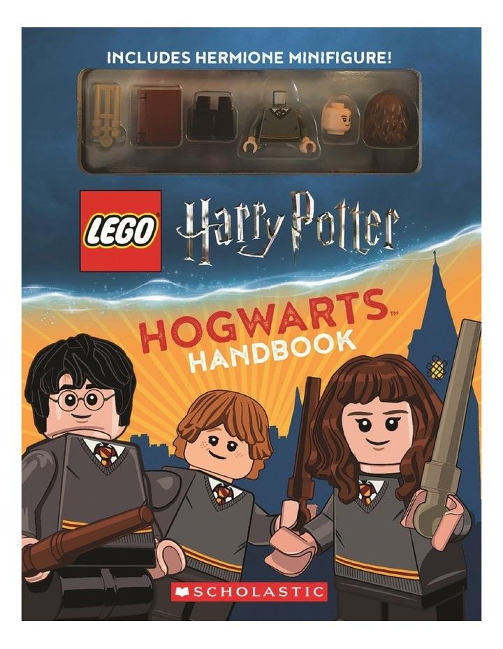 Harry Potter Hogwarts Handbook with Minifigure image 1